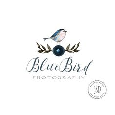 Hey, I found this really awesome Etsy listing at https://www.etsy.com/listing/238945129/watercolor-logo-design-bird-logo
