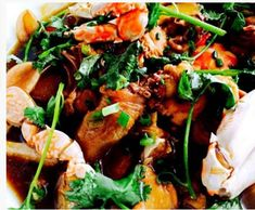 广式鸡蟹煲