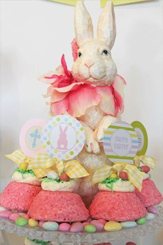 cute easter party ideas    #easter #party