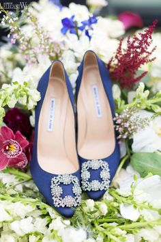 Rouged lips, deep blue tuxedos and charming gold fabrics to bring about the glitz and glamour of old world charm for this vintage meets modern glam wedding. Blue Tuxedos, Wedding Styles, Wedding Ideas, Gold Fabric, Old World Charm, Bridal Shoes, Manolo Blahnik, Event Design, Elegant Wedding