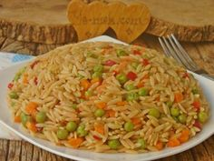 Sebzeli Arpa Şehriye Pilavı Tarifi Tasty Rice Recipes, Cooking Recipes, Homemade Beauty Products, No Cook Meals, Fried Rice, Cabbage, Dishes, Vegetables, Ethnic Recipes
