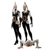 Hellraiser 7 inch Action Figure 2-Pack - Wire Twins