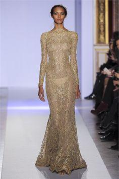 Sfilata Zuhair Murad Paris - Alta Moda Primavera Estate 2013