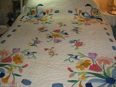Floral Kit Quilt