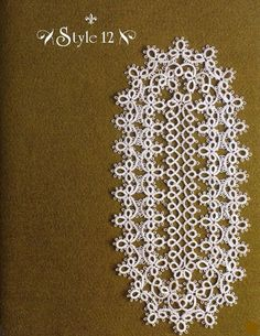 Japanese Craft E-Book #32-25 Tatting Patterns- Instant Download PDF file..JapaneseCraftBooks.Japanese Tatting Tutorial,Japanese E-Book