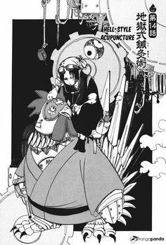 Hoozuki no Reitetsu 14 - Page 2