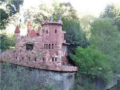 The Howden Castle in Ben Lomond California is now for sale!  Asking price: $1,600,000