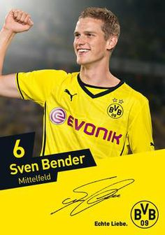 Sven Bender...cutie!!