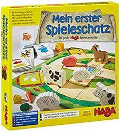 Mein erster Spieleschatz - Die große HABA-Spielesammlung von HABA