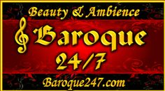 ''Baroque 24/7'' [HD ] - Classical Internet Radio at Live365.com. The Great Masters of Baroque (1600-1750) - Featuring Seasonal Choral Works - Welcome to the highest quality classical stream on the net! - Visit baroque247.com for additional streams & downloads.
