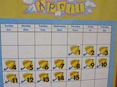 Morning greeting and calendar and weather time in preschool | Teach Preschool