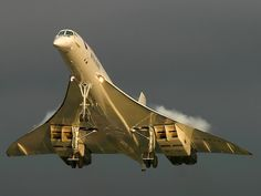 "Boeing, Lockheed Martin and Gulfstream are said to be developing a successor to Concorde. ""Son of Concorde"" to fly London-to-Sydney in 4 hours? Sud Aviation, Civil Aviation, Concorde, Photo Avion, Air Machine, Commercial Aircraft, British Airways, Air France, Aircraft Pictures"