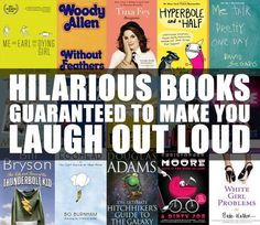 35 Hilarious Books Guaranteed To Make You Laugh Out Loud