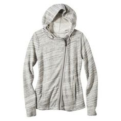 Converse® One Star® Women's Montrose Jacket - Heather Gray M click image to zoom