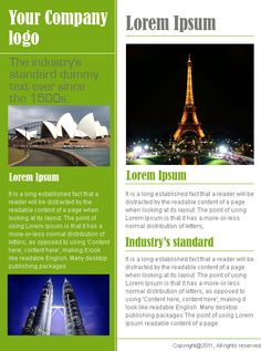 Landmark template which will be imported in template management of www.socialboost.nl. SocialBoost is an app in which companies can make awesome facebook pages!