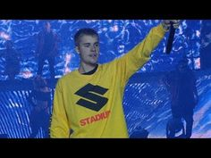 Justin Bieber live @ Wireless Festival Frankfurt - Purpose - YouTube