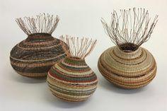 National Botanical Gardens, 21st October, Artist Profile, Natural World, Sally, New Art, Plant Based, Cork, Weave