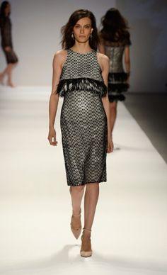 TADASHI SHOJI en la semana de la moda de New York - Spring 2014