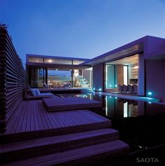 Voelklip House by SAOTA and Antoni Associates | HomeDSGN, a daily source for inspiration and fresh ideas on interior design and home decoration.