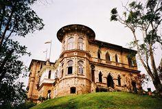 Kellie's Castle (by Yeow8, via Flickr) in Batu Gajah, Perak, Malaysia ... my hometown
