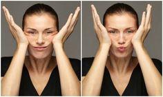 rassodare pelle viso ginnastica facciale no rughe
