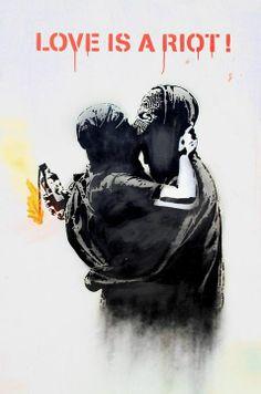 GOIN - Love is a riot !