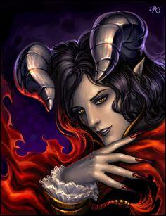 Mephistopheles by Candra.deviantart.com