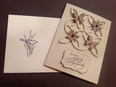 Sympathy card 10, 2014 'longptgirl'