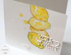 Stamp, Projects, Cards, Painting, Inspired, Design, Inspiration, Watercolor, Tutorials