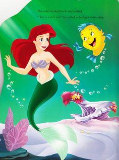 The little mermaid Disney Movies, Disney Pixar, Walt Disney, Disney Characters, Ariel Mermaid, Ariel The Little Mermaid, Ariel And Flounder, Handsome Prince, Mermaids And Mermen