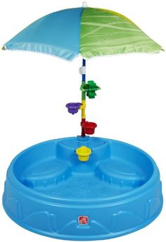 Step2  Play and Shade Pool - http://www.rekomande.com/step2-play-and-shade-pool/