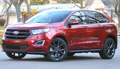 2017 Ford Edge Sport Rumors Review For Price Specs