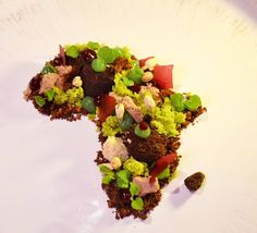 My African Dream Dessert by #dieuveilmalonga #Cuisine #Afrofusion #africanstyle #africa #afrique