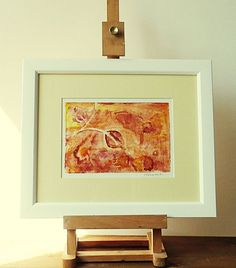 Buy SUNSET - small framed watercolor, Watercolor by Pacoshabe on Artfinder. Discover thousands of other original paintings, prints, sculptures and photography from independent artists.