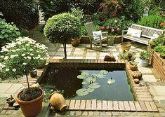 Рукотворные водоемы. Часть 1 - Дизайн интерьеров | Идеи вашего дома | Lodgers