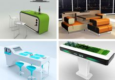 Complete Series: 90 Awesome Modern Furniture Designs | WebUrbanist