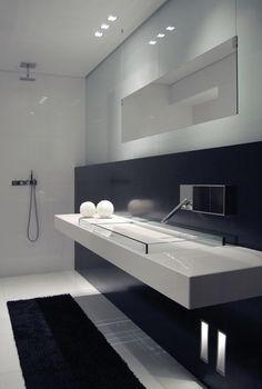 Decoración-de-baños-en-blanco-y-negro-4.jpg (373×554)