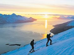Norway: Strap yourself in for a ski tour de force - Skiing - Travel - The Independent
