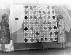 Looking Back: Industry and thrift, a story in every quilt - Maple Ridge News