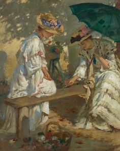 Rupert Charles Wulsten Bunny (September 29, 1864 - May 25, 1947) - Australian artist, born in St Kilda, Victoria. He achieved success and..