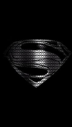 Superman symbol wallpaper version 2 by ClarkArts24