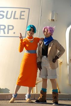 Trunks Cosplay - Bing Images