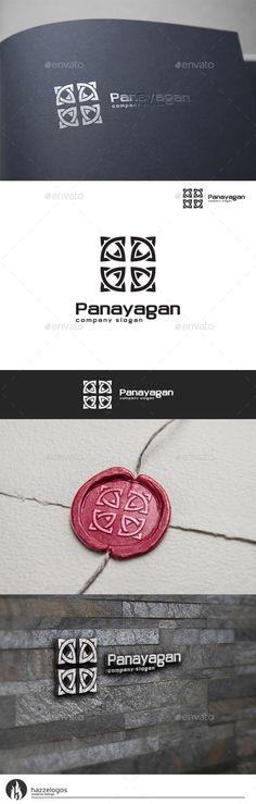 Panayagan Logo — Vector EPS #vector #fashion • Available here → https://graphicriver.net/item/panayagan-logo/10790260?ref=pxcr