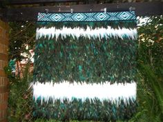Maori Designs, Maori Art, Melbourne Cup, Cloaks, Feathers, Projects To Try, 21st, Weaving, Hair Beauty