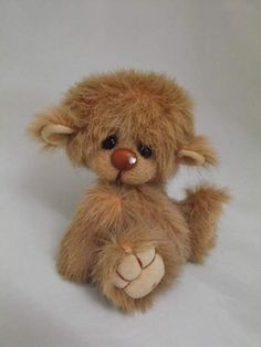 Cookie by By Tina's Sweetheart Teds   Bear Pile
