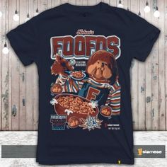 Camiseta Fofão Foofos Cereal