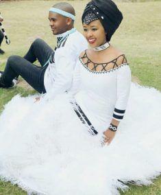 Ladies In Xhosa Traditional Umbhaco Attire With Doek Headwrap Clipkulture Clipkulture African Wedding Attire, African Attire, African Wear, African Weddings, Shweshwe Dresses, African Maxi Dresses, African Clothes, South African Traditional Dresses, Xhosa Attire
