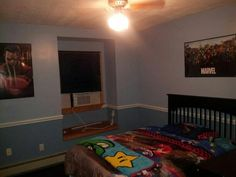 My son's room