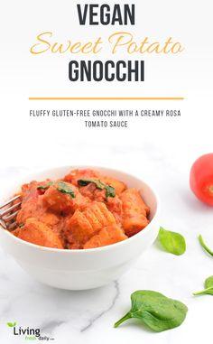 12 Best Sweet Potato Gnocchi Images Healthy Food Sweet Potato