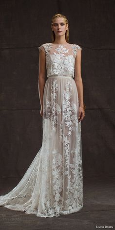 Boho Pins: Top 10 Pins of the Week – Lace Wedding Dresses